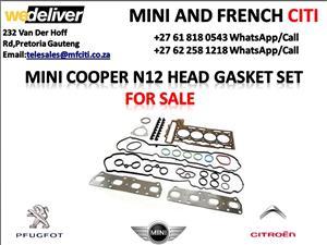 MINI COOPER N12 HEAD GASKET SET FOR SALE