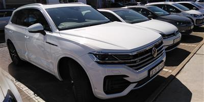 2018 VW Touareg TOUAREG 3.0 TDI V6 EXECUTIVE
