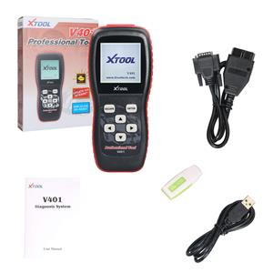 Xtool V401 VW Audi Auto Diagnostic Scanner