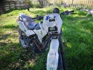 2000 Bashan 125cc
