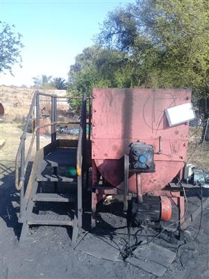 Charcoal & Briquette Making Plant For Sale