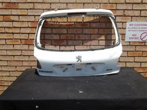 Peugeot 206 Tailgate