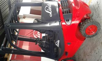 RELIABLE 1.8 TON LINDE FORKLIFTS FOR SALE