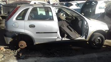 Opel corsa Gamma stripping for spares