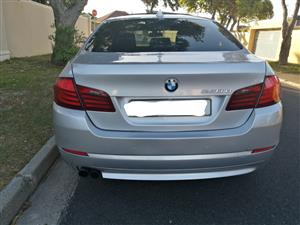 2011 BMW 5 Series 520d Exclusive