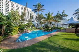 CABANA BEACH RESORT UMHLANGA NEW YEARS WEEK 4 slp Penthouse unit