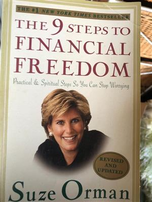 The 9 Steps to Financial Freedom: Practical and Spiritual Steps by Suze Orman