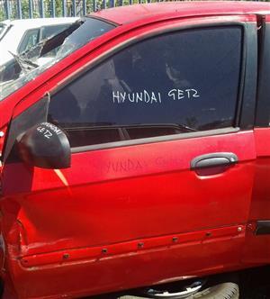Hyundai Getz 02-11 Preface Front Door