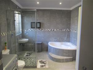 Fully furnished 2 Bedroom Garden Flat.