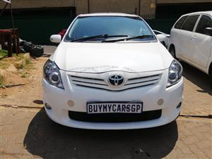 2012 Toyota Auris 1.6 RT