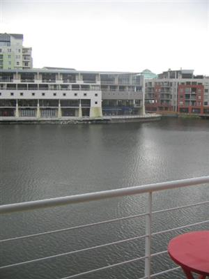 Tygervalley Waterfront - Two bedroom north facing, corner unit on water's edge