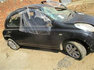 NISSAN MICRA 1.4 ACENTA 5 DOOR 2007 SALVAGED CAR STRIPPING FOR SPARES