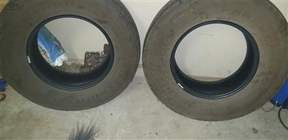 16 inch Bakkie Tyres