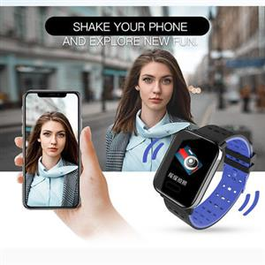 2019 Sport Waterproof Activity Tracker Fitness Smart Watch Wristband Fit bi
