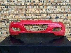 Mazda Rx8 Front bumper Skin