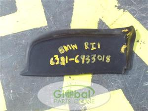 BMW E46 right taillight side panel for sale