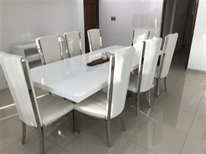 Dining Table In Room Furniture South Africa