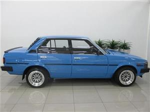 1983 Toyota Corolla 160i GLE