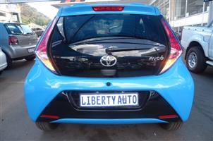 2014 Toyota Aygo 1.0 Wild