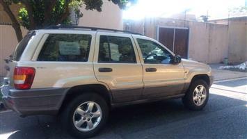 2002 Jeep Grand Cherokee 4.7L Laredo