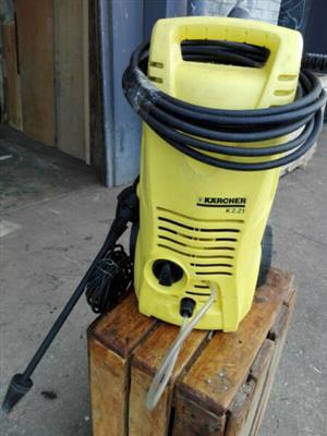 Karcher K2.2M High Pressure Cleaner  Still in very good condition