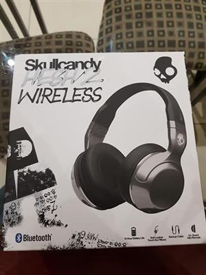 BT Headphones Hesh 2