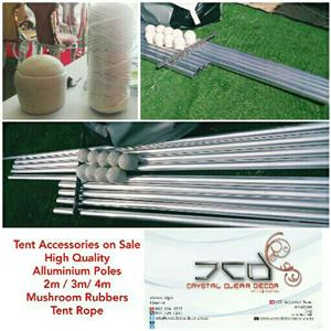 Tent Accessories on Sale