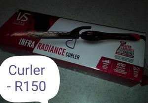 Infra radiance curler.