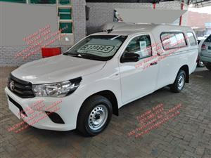 2016 Toyota Hilux 2.4GD (aircon)