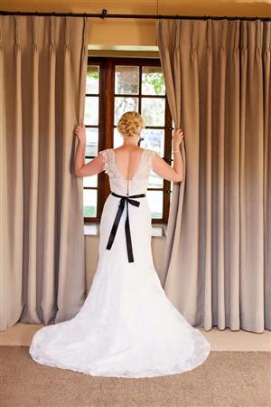 Wedding dress (Viola Chan design)