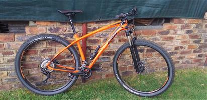 Bike Mountain Bike 29 KTM Aera Comp