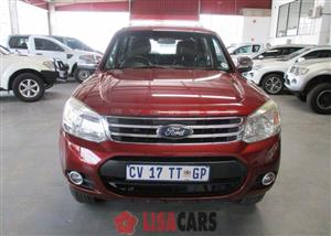 2013 Ford Everest 3.0TDCi 4x4 LTD