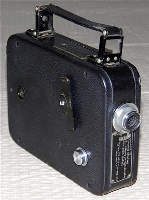 Collection of Vintage Cameras - 8mm film, Roll film, 120 and 35 mm
