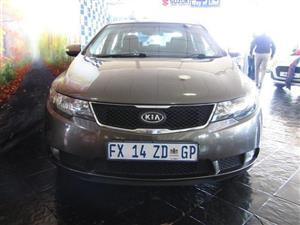 2010 Kia Cerato sedan 1.6 EX
