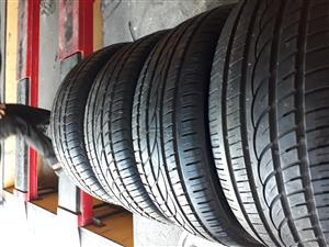 Hi  performance Tyres on special 265 50 20