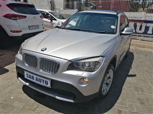 2010 BMW X1 xDRIVE20d M SPORT A/T (F48)