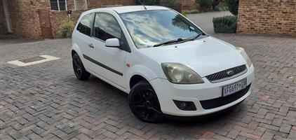 2008 Ford Fiesta 1.4i 3 door Trend
