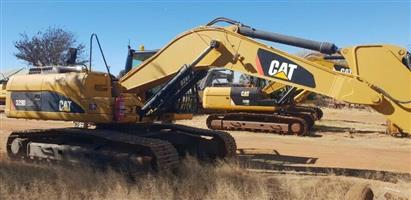 2012 CAT EXCAVATOR 3290
