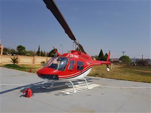 1985 Bell 206 BIII Jetranger