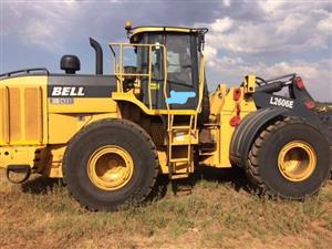 Bell 2606 E loader/wheeled loader/ front end loader
