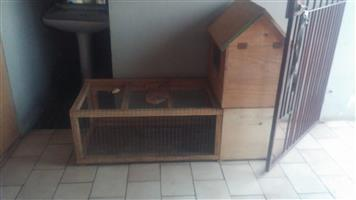 Guinea pigs/ Rabbit cage - second hand
