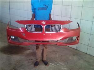 BMW F30 320i STRIPPING @ BIT SPARES