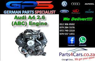 Audi A4 2.6 (ABC) Engine for Sale