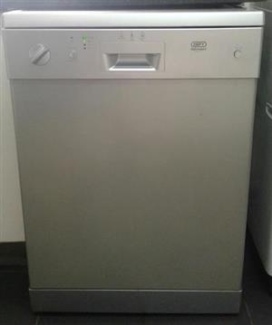 Defy dishmaid 3 silver dishwasher
