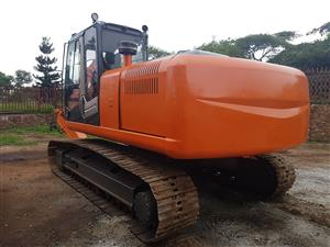 RECONDTIONED HITACHI ZX 200-3 EXCAVATOR FOR SALE