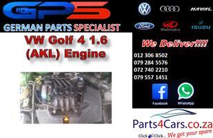 VW Golf 4 1.6 (AKL) Engine for Sale