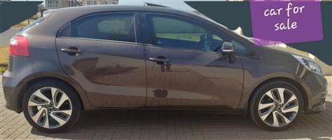 2017 Kia Rio hatch RIO 1.4 TEC A/T 5DR