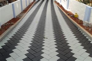 Paving and tiling services