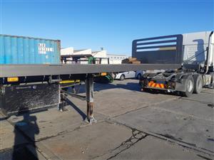 2006 SA Truck Bodies 3axle 14.2 m Flatdeck