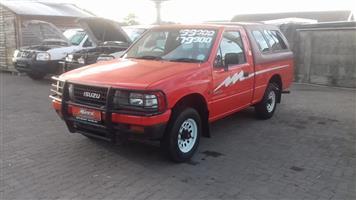 1995 Isuzu KB 200
